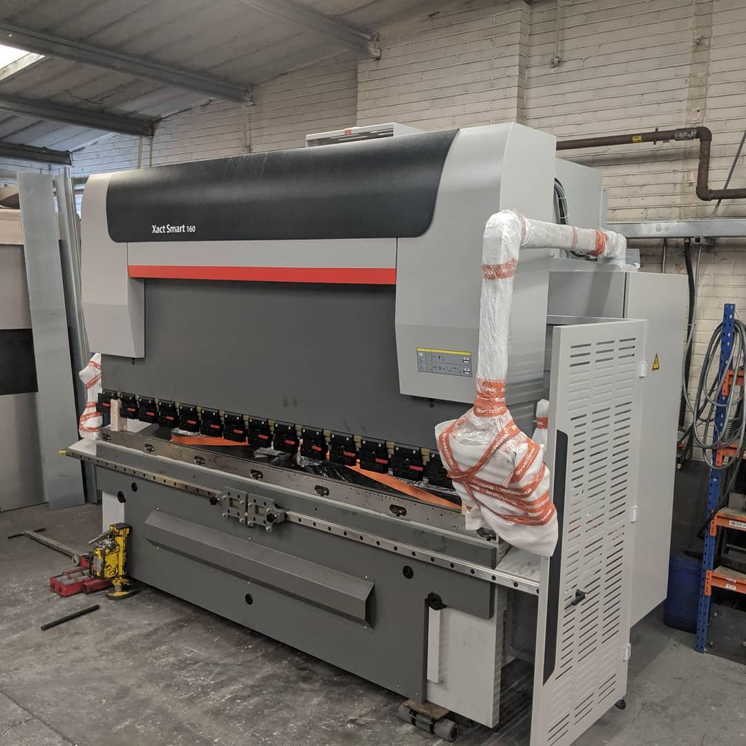 Bradford Laser invest in another new machine